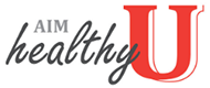 Aim Healthy U Logo