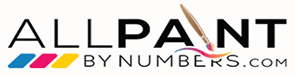 All Paint by Numbers Logo