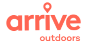 Arrive Outdoors Logo