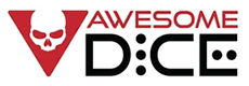 Awesome Dice Logo