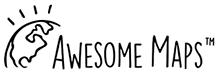 Awesome Maps Logo