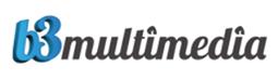 B3 Multimedia Logo