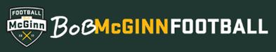 Bob McGinn Football Logo