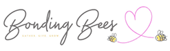 Bonding Bees Logo