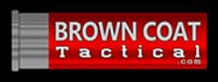 Brown Coat Tactical Logo