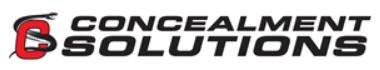 Concealment Solutions Logo