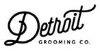 Detroit Grooming Co. Logo