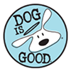 Dog is Good Logo