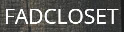 Fadcloset Logo