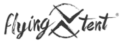 flying tent Logo