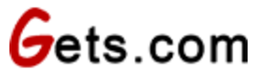 Gets.com Logo