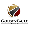 Golden Eagle Coins Logo