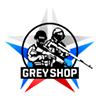 Grey Shop Logo