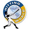 Hitting World Logo