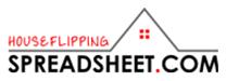 House Flipping Spreadsheet Logo