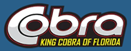 King Cobra of Florida Logo