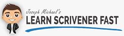 Learn Scrivener Fast Logo