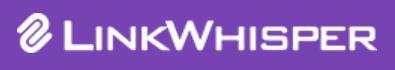 Link Whisper Logo