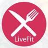 LiveFit Foods Logo