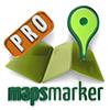 Maps Marker Logo