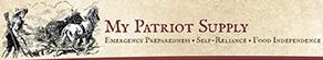 My Patriot Supply Logo