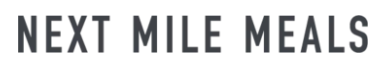 Next Mile Meals Logo