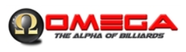 Omega Billiards Logo