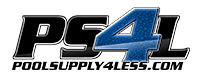 Pool Supply 4 Less Logo