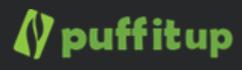 Puff It Up Logo