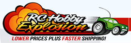RC Hobby Explosion Logo