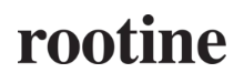 Rootine Vitamins Logo