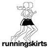 RunningSkirts Logo