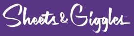 Sheets & Giggles Logo