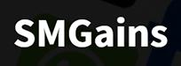 SMGains Logo