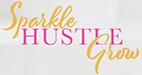 Sparkle Hustle Grow Logo