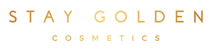 Stay Golden Cosmetics Logo