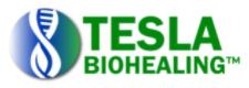 Tesla BioHealing Logo