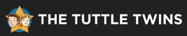 The Tuttle Twins Logo