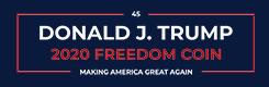 Trump Coin 2020 Logo