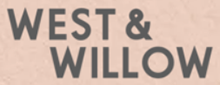 West & Willow Logo