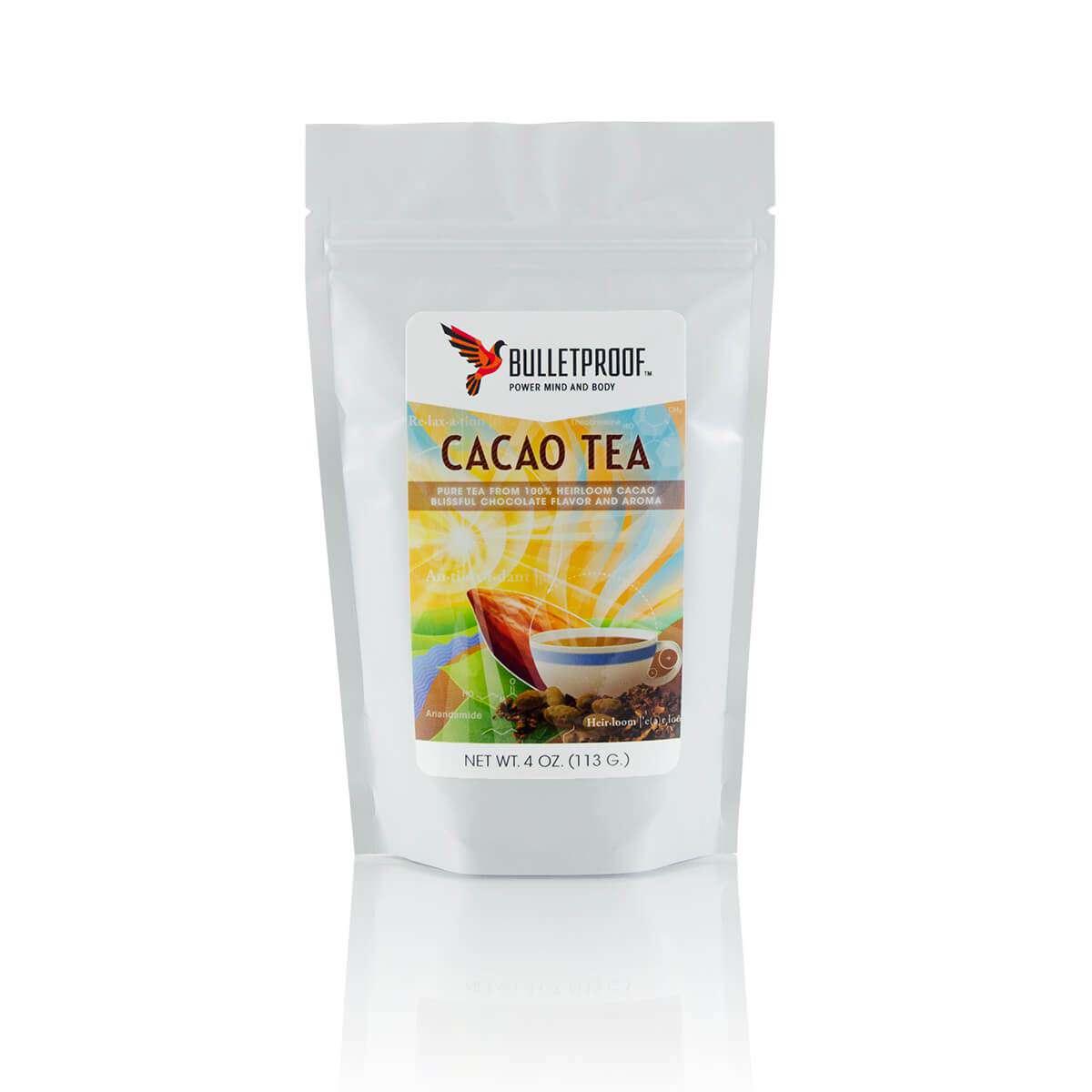 Bulletproof Cacao Tea