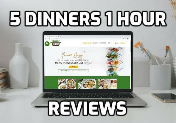 5 Dinners 1 Hour Review