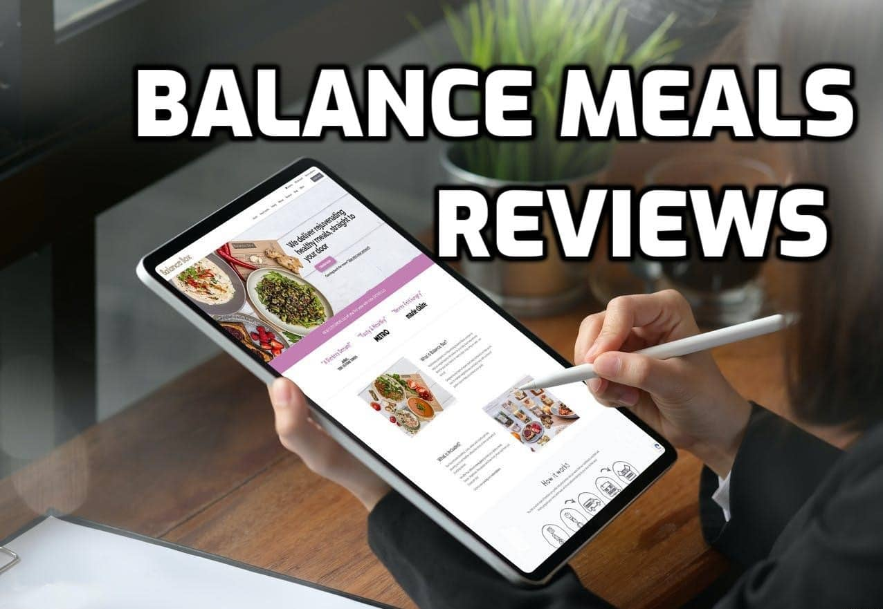 Balance Meals Review