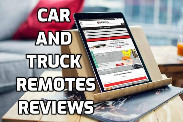 Car And Truck Remotes Review
