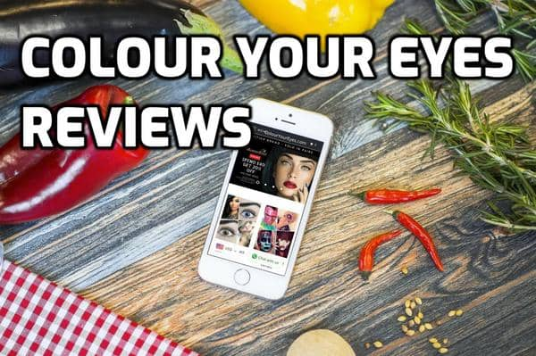 Colour Your Eyes Review