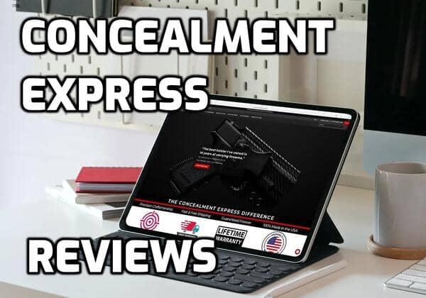 Concealment Express Review