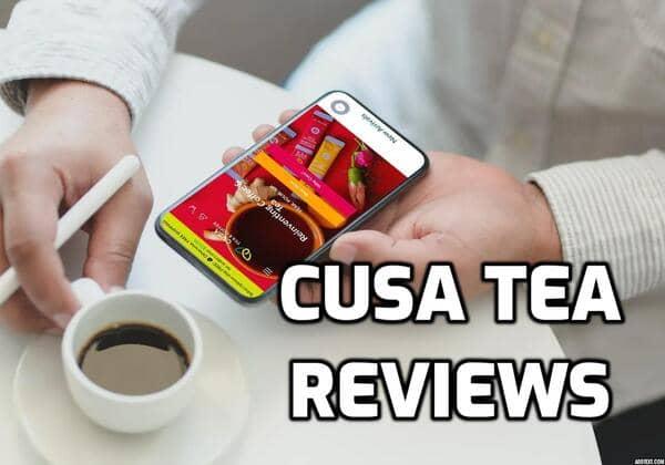 Cusa Tea Review