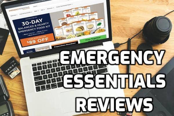 Emergency Essentials Review