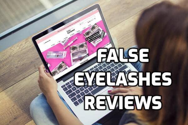 False Eyelashes Review