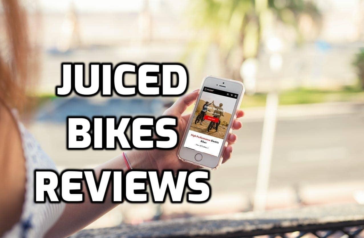 Juiced Bikes Reviews
